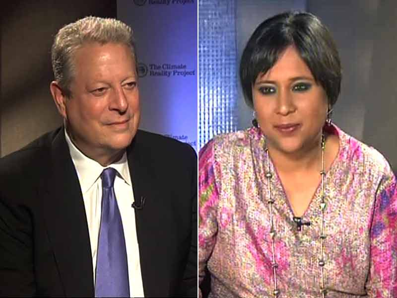 Video : 'Delhi Air Life and Death Matter': Al Gore on India's Inconvenient Truth