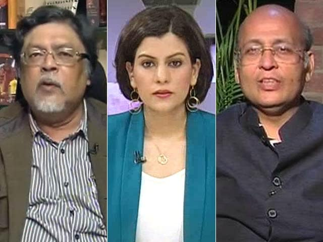 Video : Opposition Unites on Land Bill: Will BJP Give In?