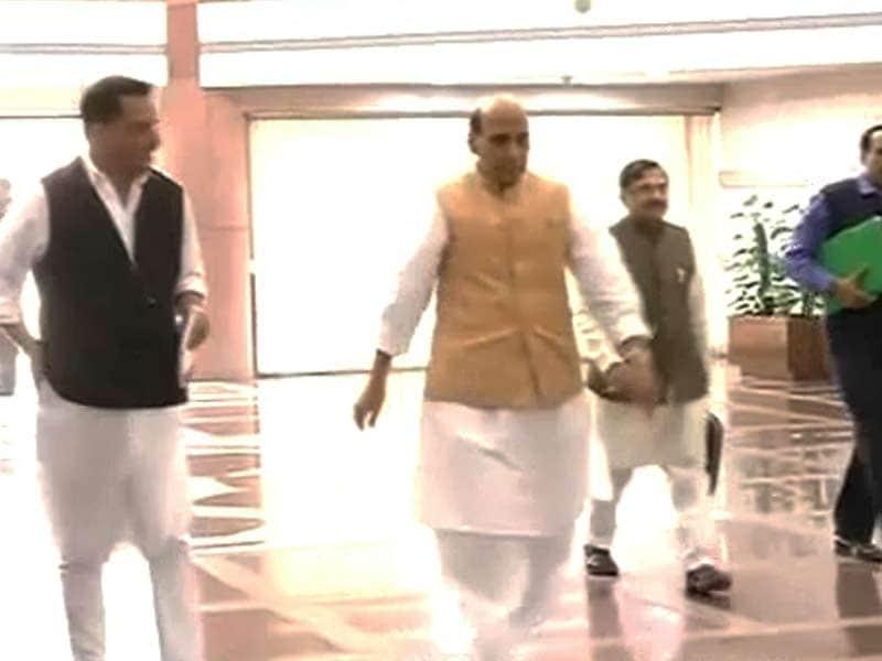 Video : इंडिया 7 बजे : भूमि अधिग्रहण विधेयक पर एनडीए की बैठक