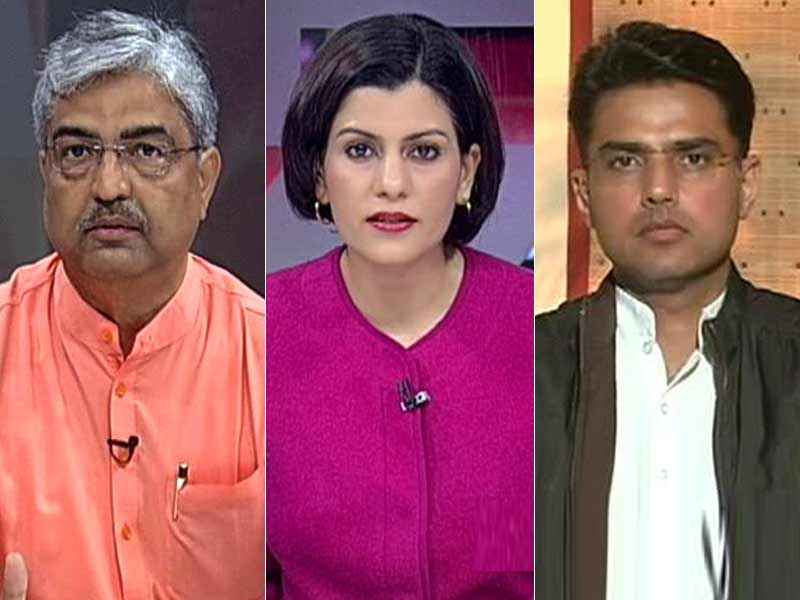 Video : Row Over Land Bill: Has the BJP Come Under RSS Pressure?