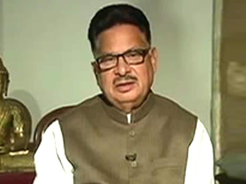 Videos : सरकार की साख पर धक्का लगा है : पीएल पुनिया