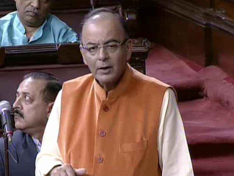 Video : Don't Make Industry 'a Bad Word', Says Jaitley Defending Land Reforms