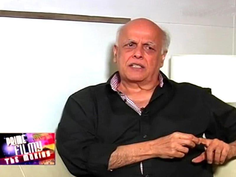 Video : Mahesh Bhatt: <i>Humari Adhuri Kahani</i> Couldn't be Made Without Vidya Balan