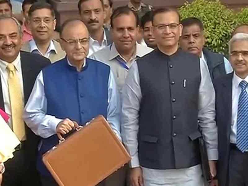 Video : Arun Jaitley Faces Tough Challenge in 'Make-or-Break' Budget; Sensex Eyed