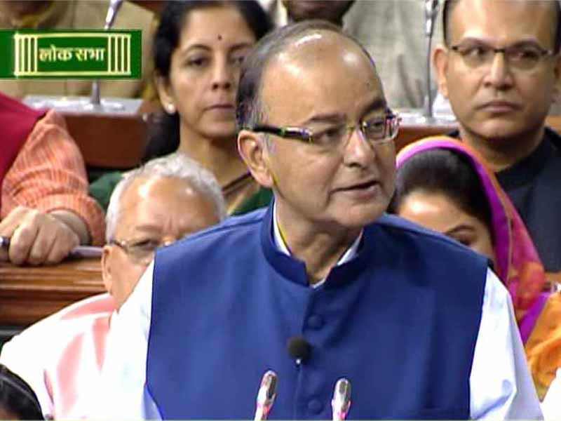 Video : Budget 2015: Corporate Tax to be Cut to 25% From 30%