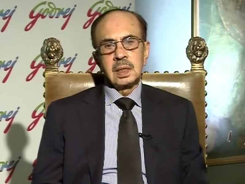 Video : Thrust to Manufacturing has Not Come in This Budget: Adi Godrej