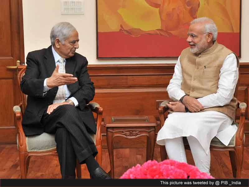 Video : Mufti Mohammad Sayeed to be Sworn in as Jammu and Kashmir Chief Minister Today, PM to Attend Ceremony