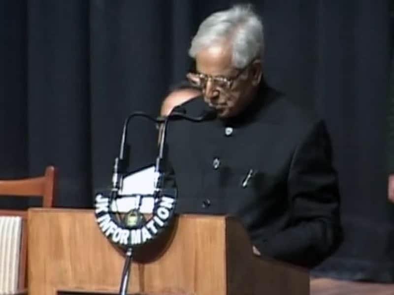 Videos : मुफ्ती मोहम्मद सईद बने जम्मू-कश्मीर के नए सीएम