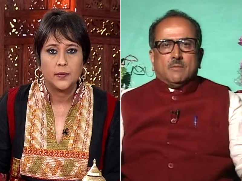 Video : Jammu and Kashmir Deputy Chief Minister On Mufti Sayeed's Controversial Pakistan Comments