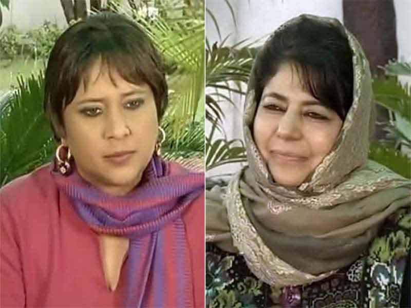 Video : NDTV Exclusive - 'Need to Build Stakes for Pakistan in Peace Process': Mehbooba Mufti Stands Firm Behind Father