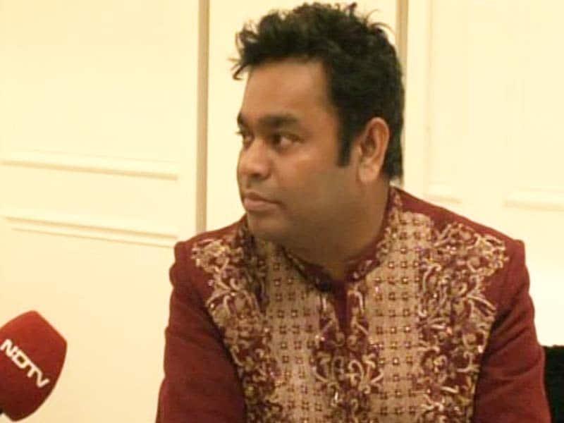 Music Should Rise Above Religion: AR Rahman