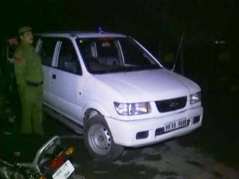 Video : Pedestrian Killed After Being Hit by Haryana Chief Minister's Pilot Car