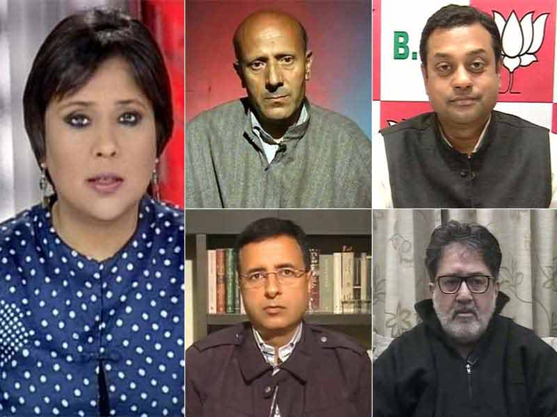 Video : PM Modi Condemns Mufti's Remarks; Afzal Guru New Flashpoint For New Allies?