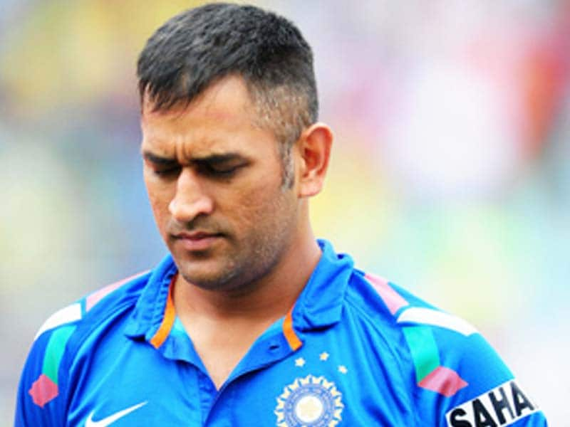 Video : Cricketers in Dhoni Biopic