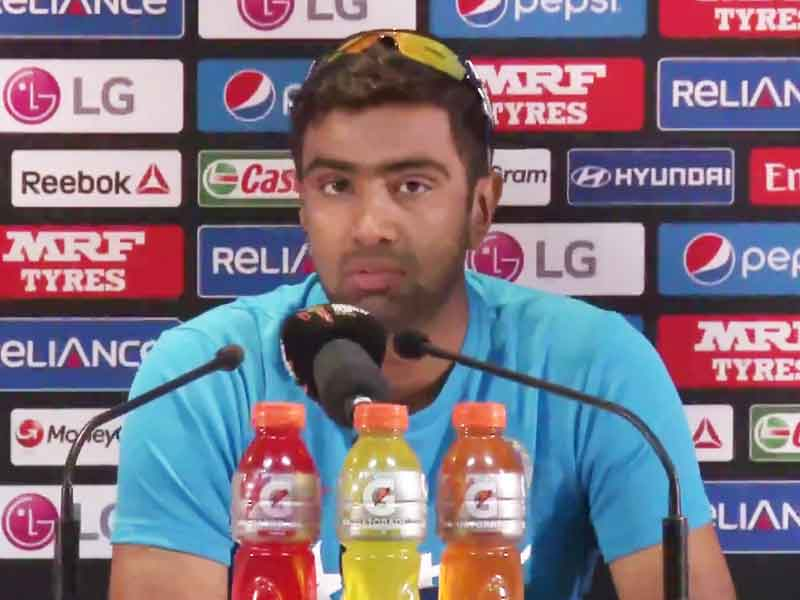 Video : India vs West Indies World Cup 2015: No Special Plans for Chris Gayle, says Ravichandran Ashwin