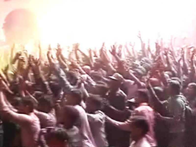 Video : ब्रज में मची होली की धूम