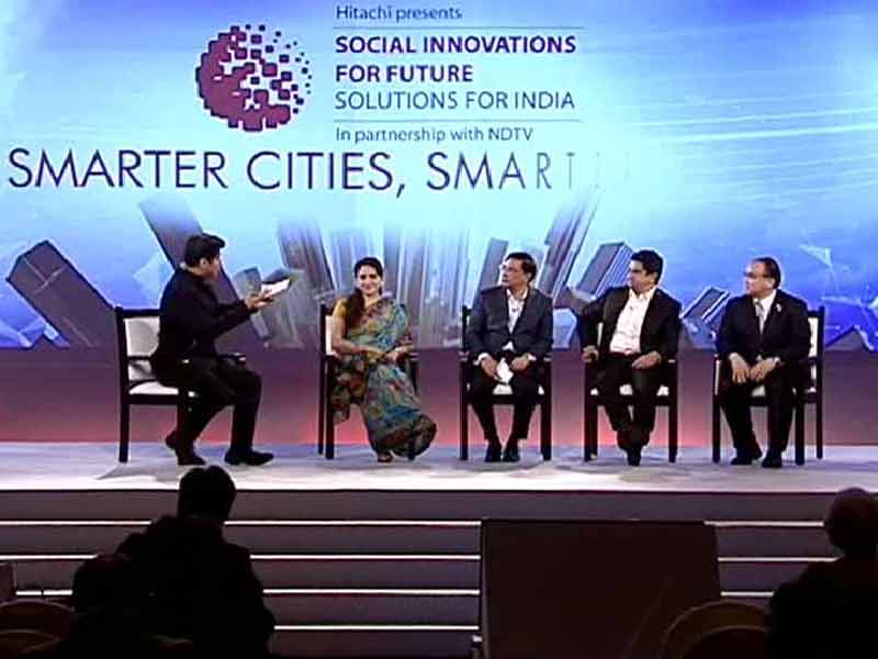 Video : Social Innovations for Future - 'Smarter Cities, Smarter India'