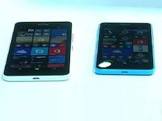 Microsoft's Latest Lumia Phones