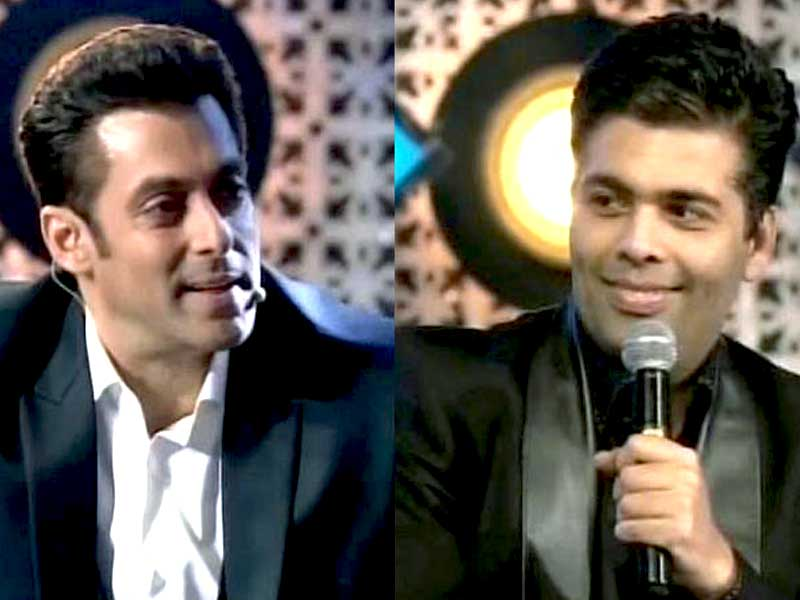 Video : Salman Khan Chooses YRF Over Karan Johar