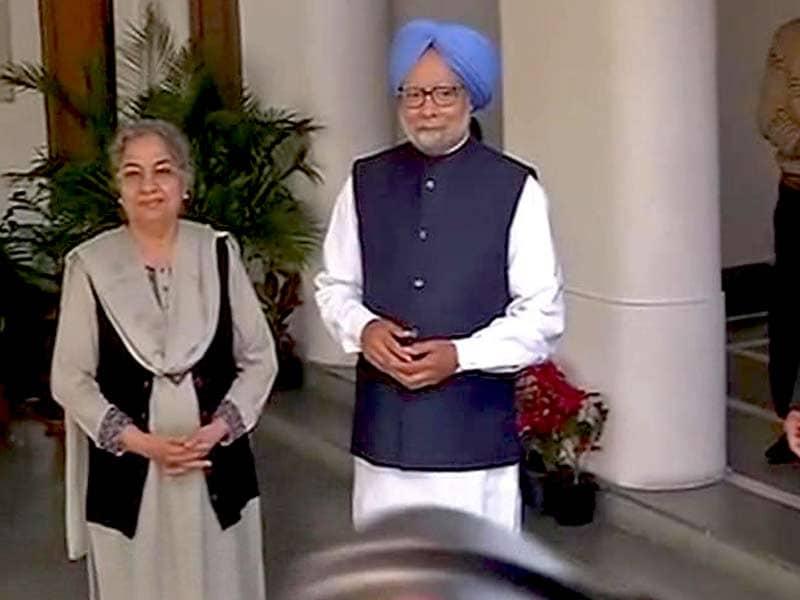 Videos : कांग्रेस अध्यक्ष और दूसरे नेताओं का आभारी : मनमोहन सिंह