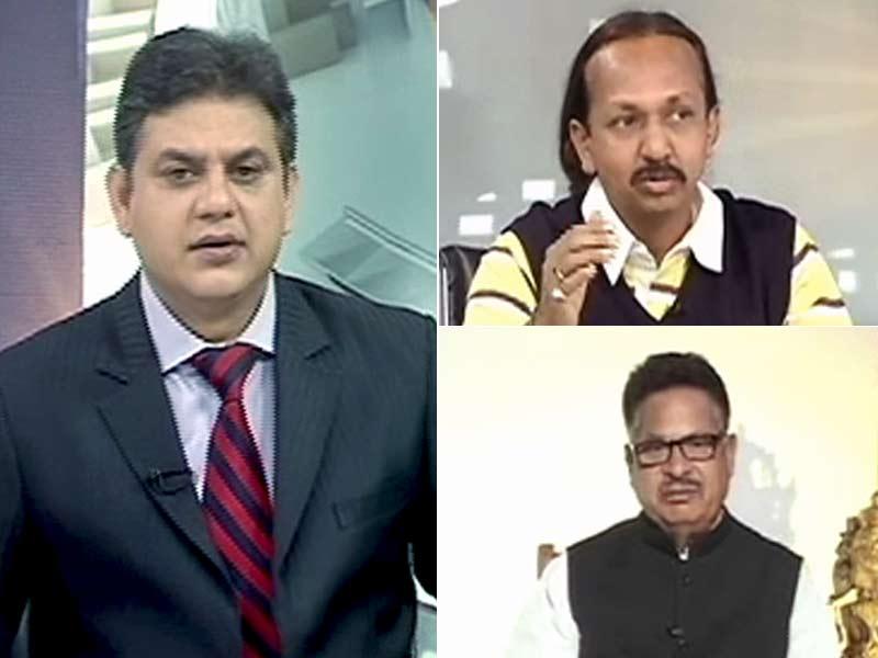 Video : 2012 में मनमोहन सिंह को नहीं बदलना कांग्रेस की ग़लती थी : सुदीप श्रीवास्तव