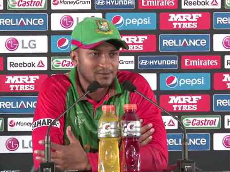 Video : World Cup 2015: Bangladesh Will be Prepared for India, Says Shakib Al-Hasan