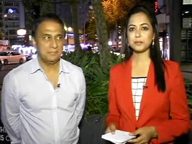 Video : धोनी बेहतरीन मैच फिनिशर हैं : सुनील गावस्कर