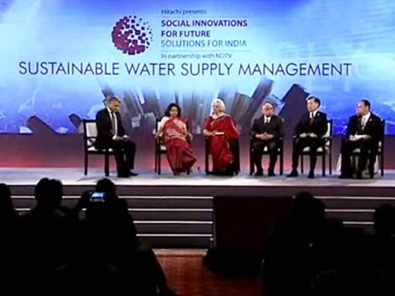 Video : Social Innovations for Future: Sustainable Water Supply Management