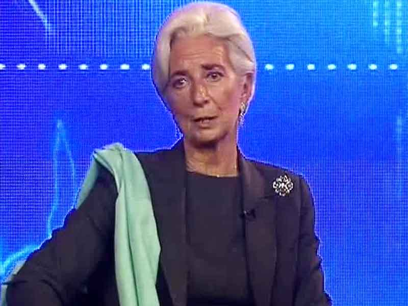 Video : Companies With More Women in Board Rooms Fare Better, As Do Economies: IMF Chief Christine Lagarde