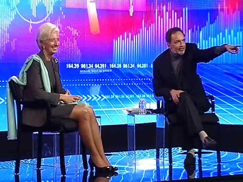 Video : Excessive Inequality is Not Conducive to Sustainable Growth: Christine Lagarde