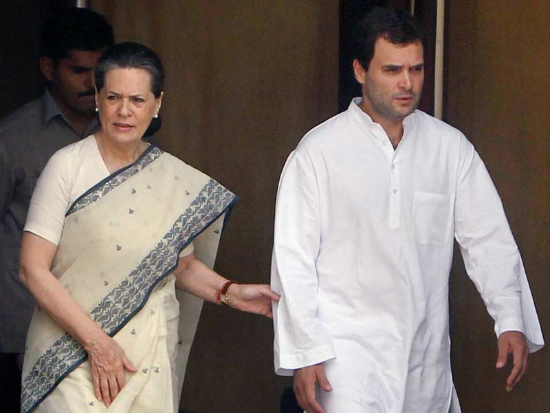 Video : Sonia Gandhi Didn't File Contentious Form, Claims Congress. But a Copy Exists.