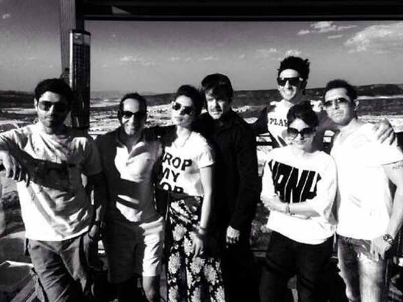 Video : <i>Dil Dhadakne Do</i> Team Set for a Promotional Tour