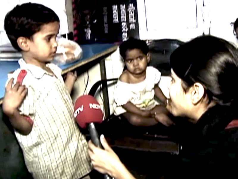 Video : ट्विटर ने तीन मासूम बच्चों को मां से मिलवाया