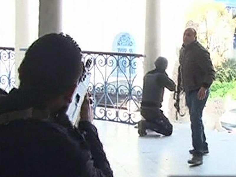 Videos : ट्यूनीशिया में बंदूकधारियों का हमला