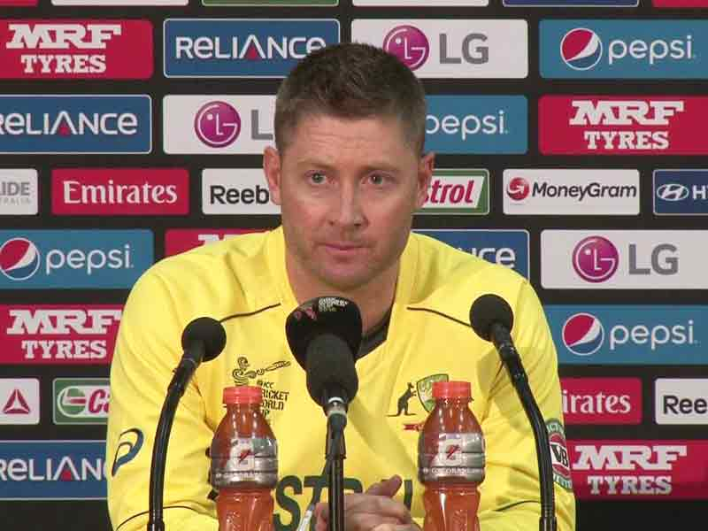 Video : Semifinal vs India Will be Australia's World Cup final: Michael Clarke