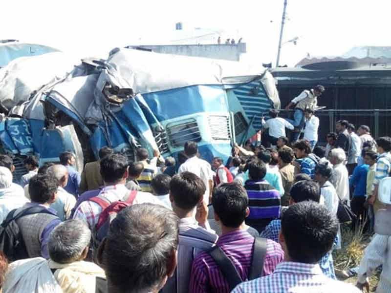 Video : नेशनल रिपोर्टर : ट्रेन हादसे में 32 की मौत