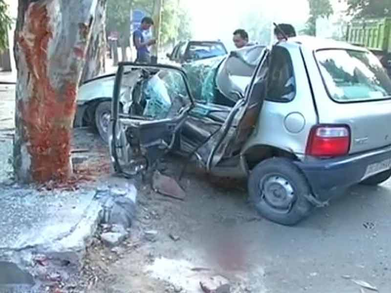 Video : Delhi Teen Girl Dies, Car Driven by Underage Friend