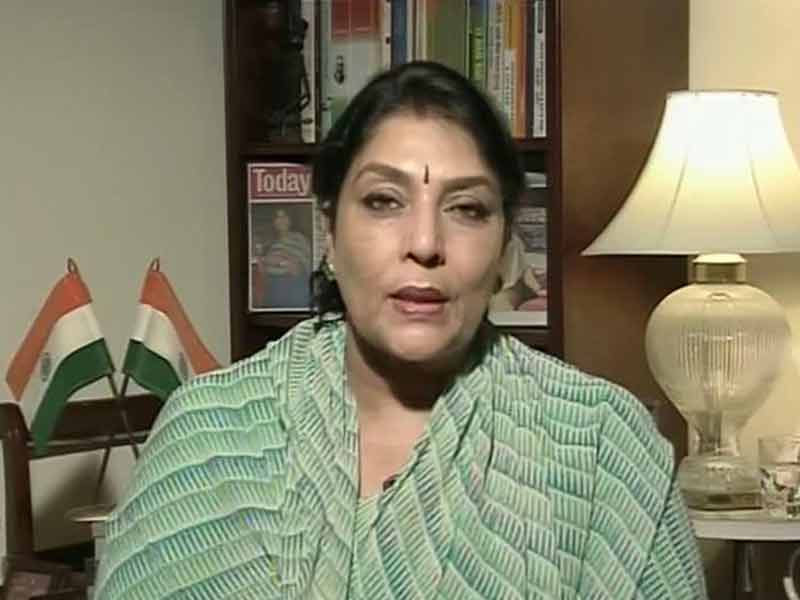 Video : Renuka Chowdhury Booked for Allegedly Taking 1 Crore Bribe From Aspiring Election Candidate