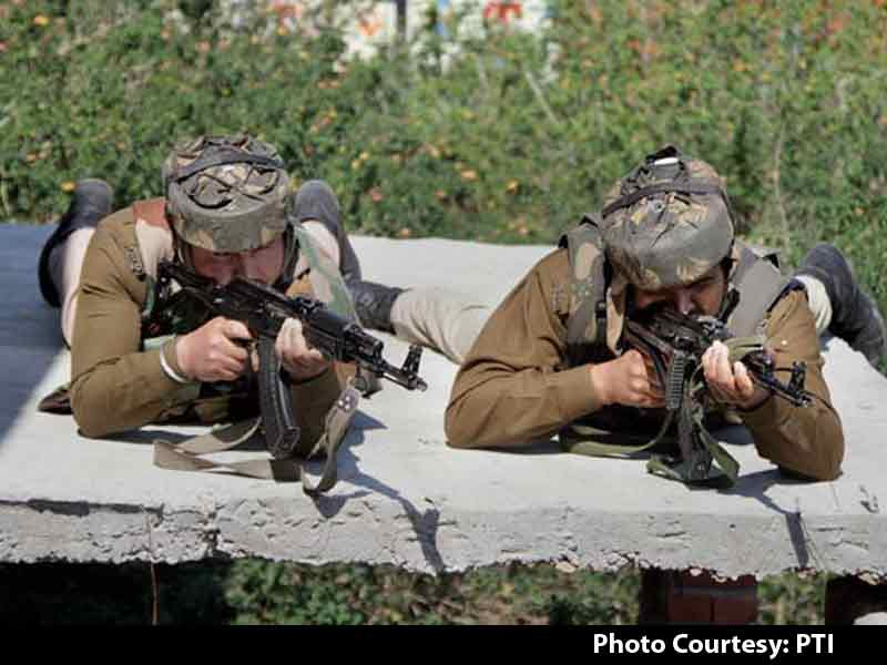 Video : 2 Terrorists Who Attacked Army Camp in Jammu and Kashmir's Samba Killed
