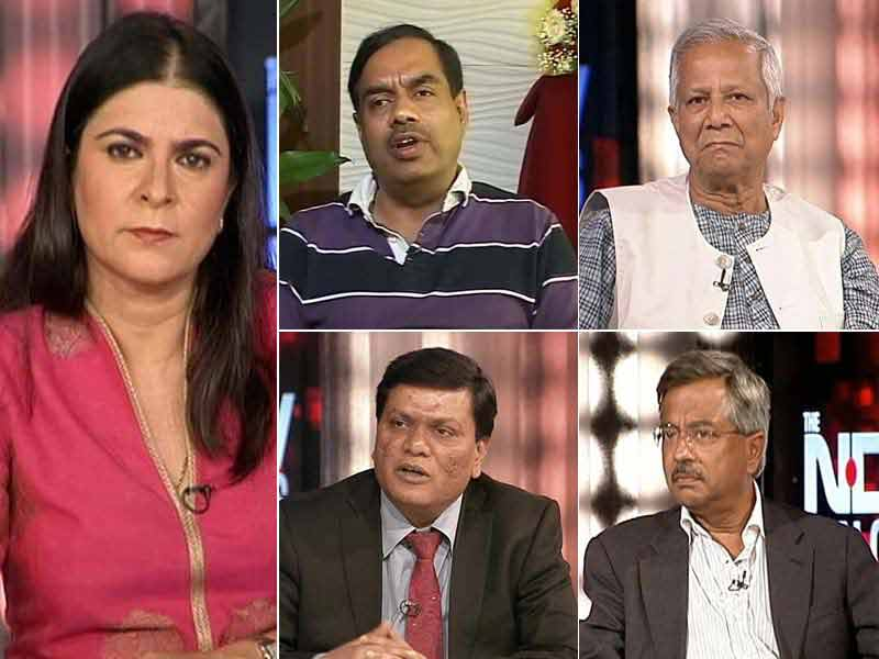 Video : The NDTV Dialogues: Banking For the Poor