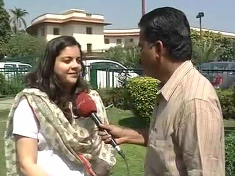 Video : Section 66(A) Scrapped: Meet Shreya Singhal, Petitioner Who Fought for Net Freedom