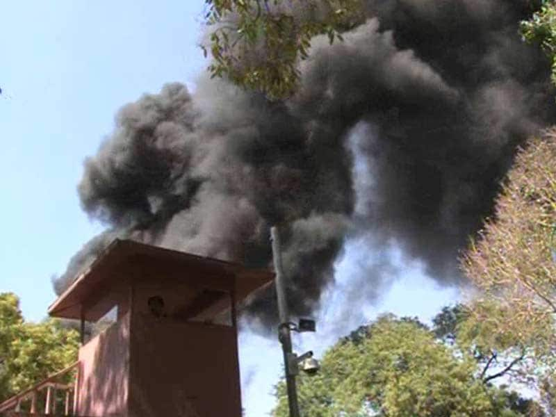 Video : Parliament Hasn't Had a Fire Safety Certificate For a Decade
