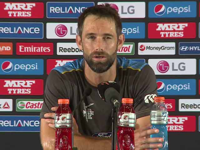 Video : Grant Elliott Hails Crowd Impact After New Zealand Enter World Cup Final