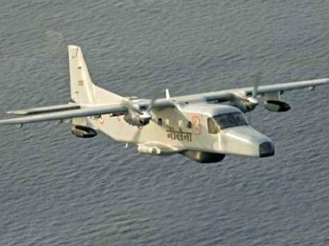 Video : Navy's Dornier Aircraft Crashes Into Sea Near Goa, 2 Officers Missing