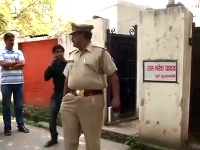 Video : Madhya Pradesh Governor's Son, Linked to Exam Scam, Found Dead