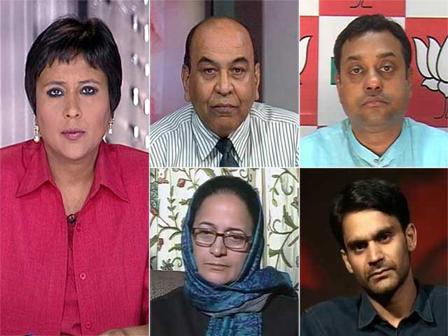 Video : Separatists' Fading Fortunes Saved by Media's Hysteria?