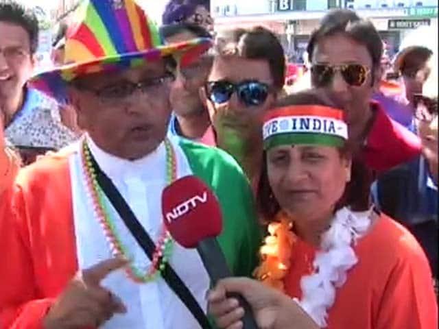 Video : सेमीफाइनल मुकाबला : भारतीय रंग में रंगा सिडनी, फैंस का उत्साह चरम पर