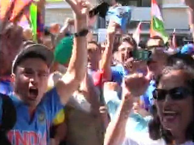 Video : India vs Australia: Fans Pray, Party Ahead of Epic Semi-Final