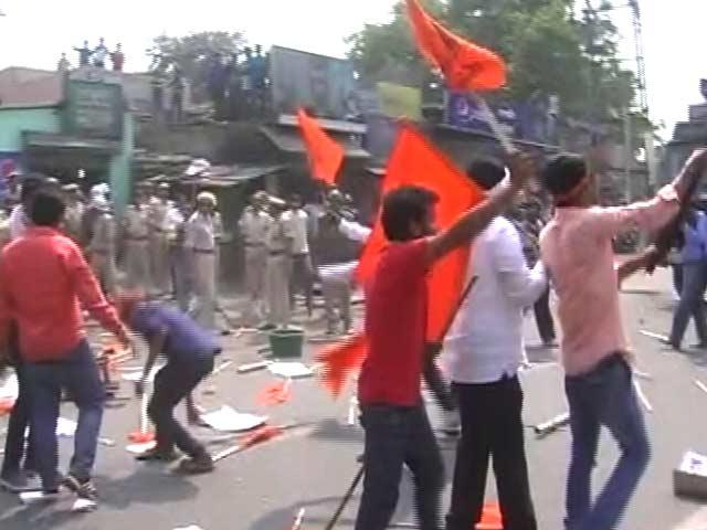 Videos : पटना में प्रदर्शन कर रहे ABVP कार्यकर्ताओं पर लाठीचार्ज