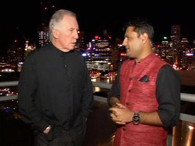 Mitchell Johnsons Late Blitz Took the Game Away From India: Ian Chappell to NDTV
